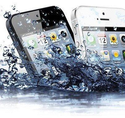 「iPhoneが水没 画像」の画像検索結果